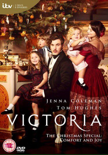 Victoria Christmas Special.Artwork For The Victoria Christmas Special Itv Victoria