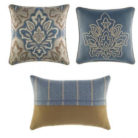 Croscill Captain S Quarters Decorative Pillows Decorative Pillows Cojines Organizacion Hazlo Tu Mismo Pies De Cama