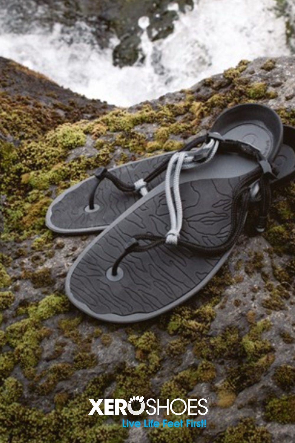 The freedom of natural barefoot movement, in a comfortable summer sandal. Perfect for travel, hiking...
