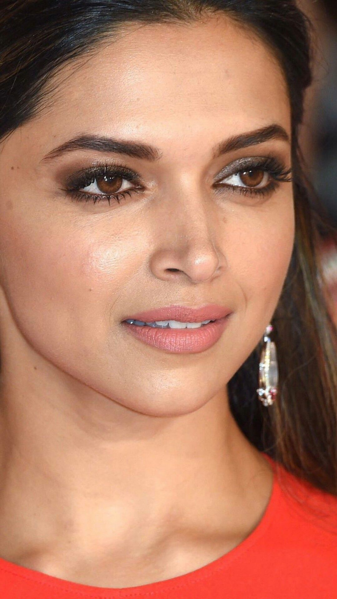 Deepika appears to be deep in thought... eyes glisten like ...