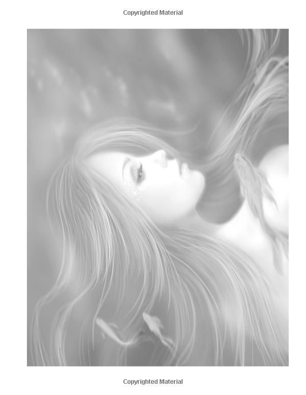 Enchanted Art Grayscale Coloring Book For Grown Ups Adult Relaxation Cheryl Casey