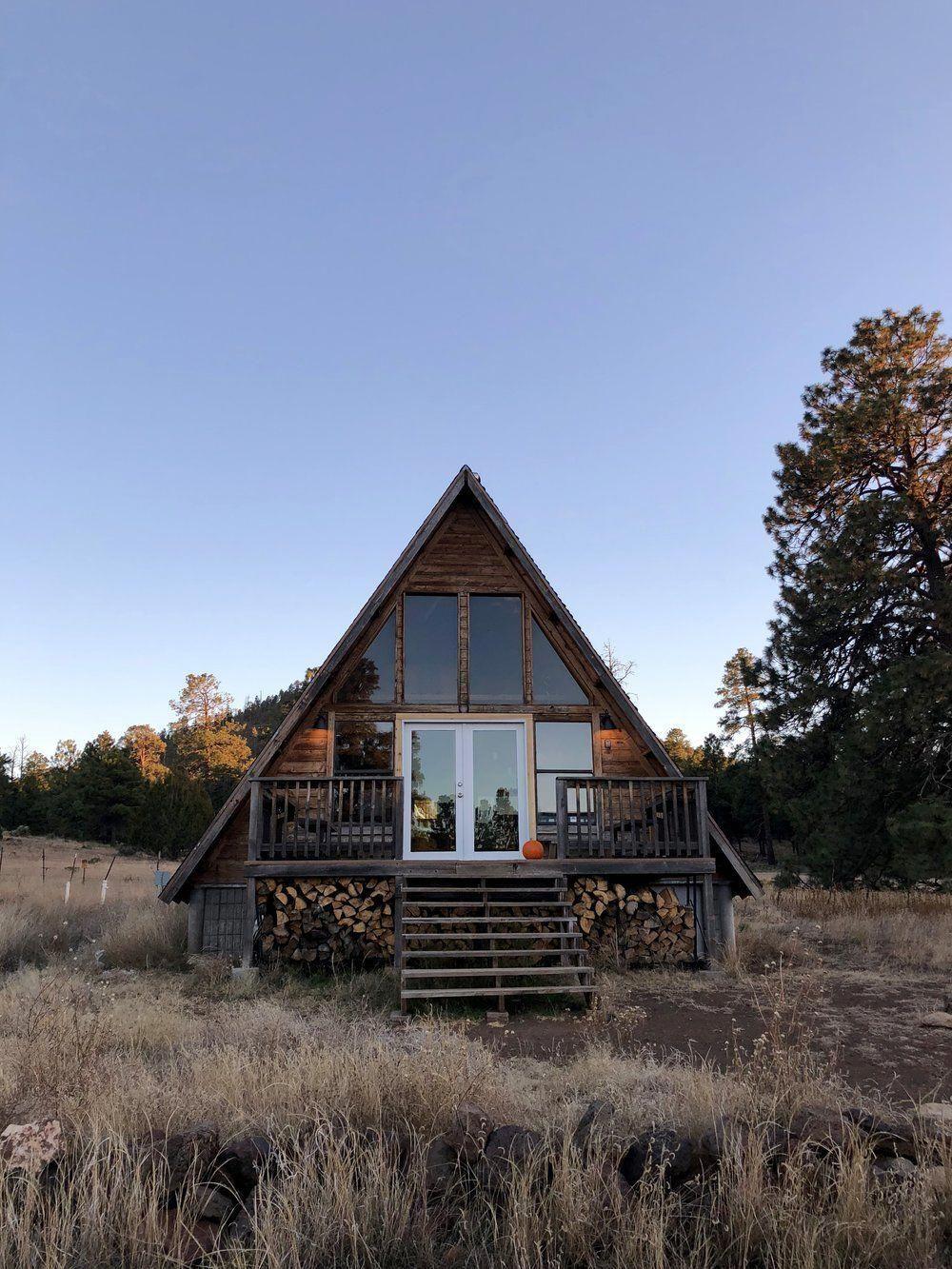 A Frame Cabin Near Grand Canyon Flagstaff Az Amanda