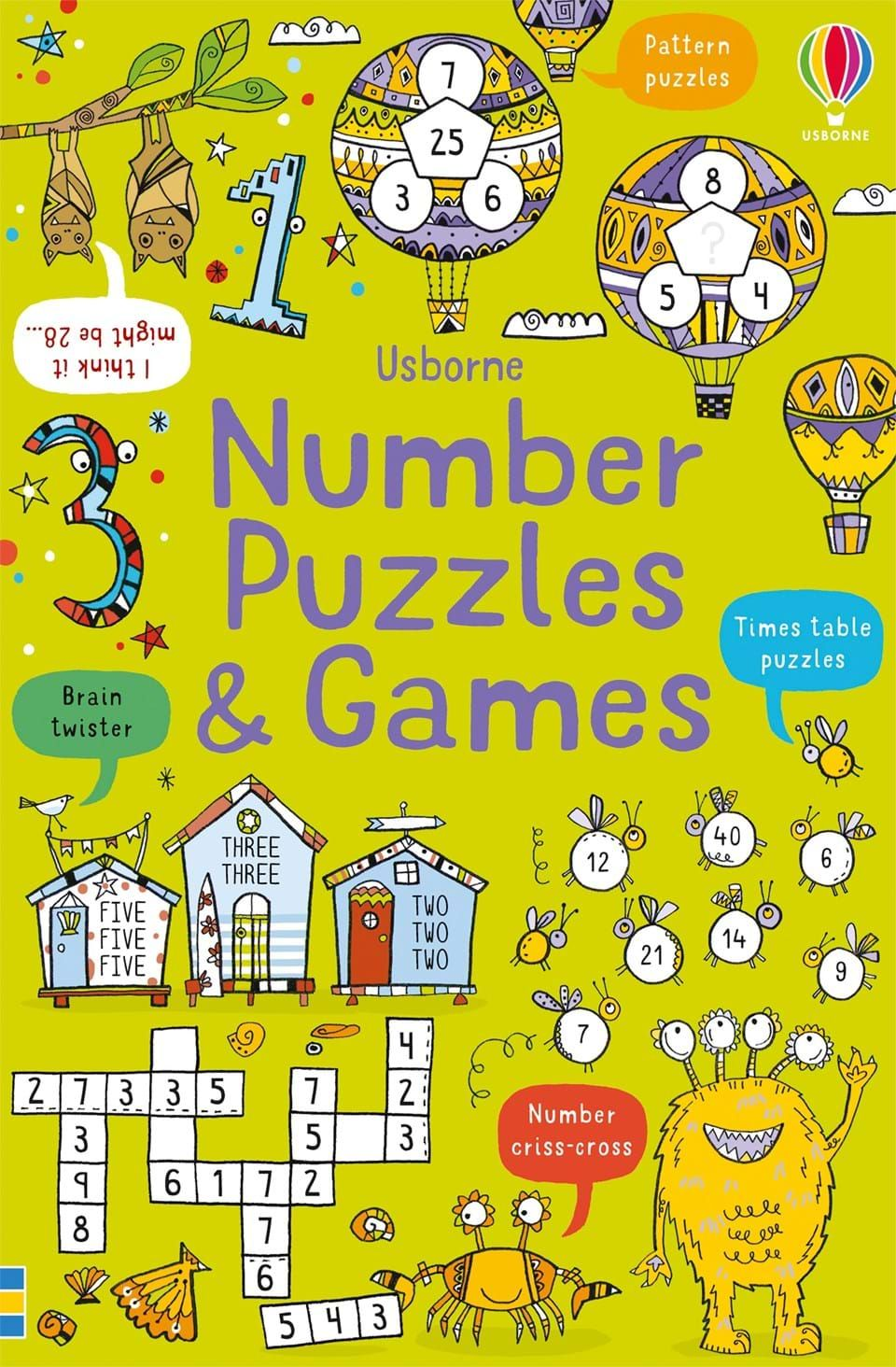 Number Puzzles & Games £5.99 in 2020 Number puzzle