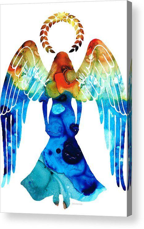 #angels #angelwings artist Sharon Cummings