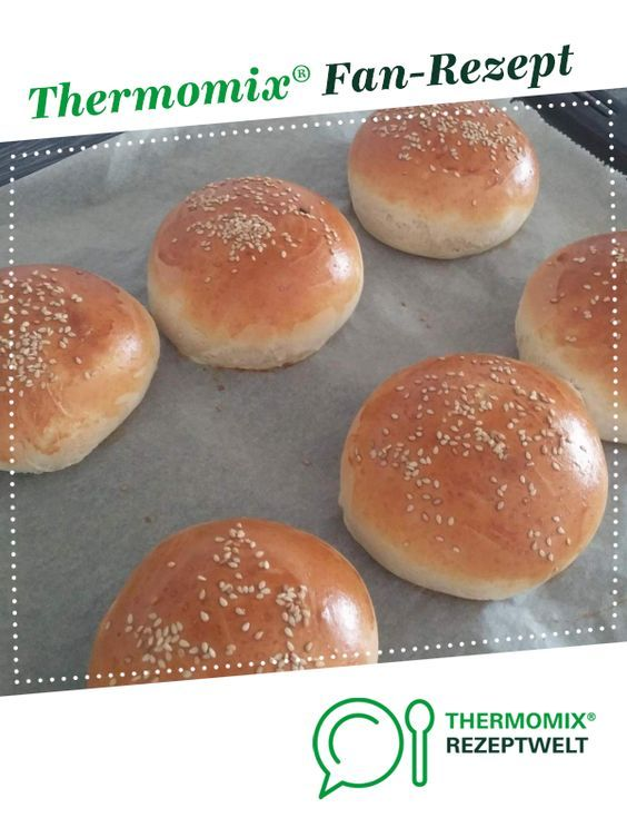 Photo of Buns for hamburgers or pulled pork