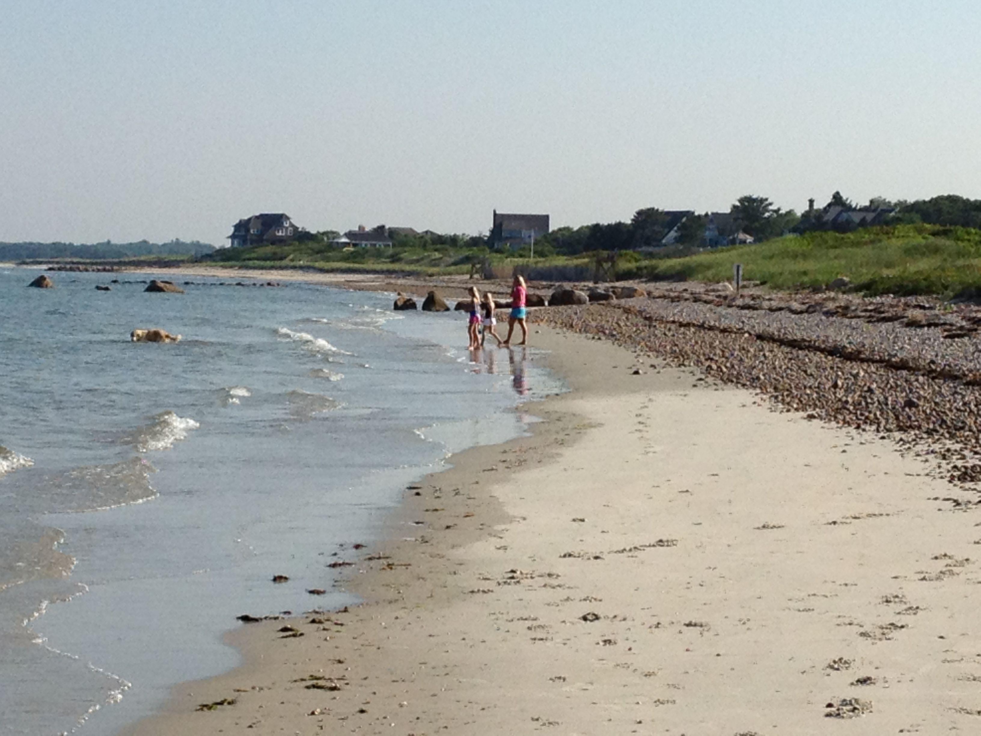 Woodneck Beach Falmouth Ma