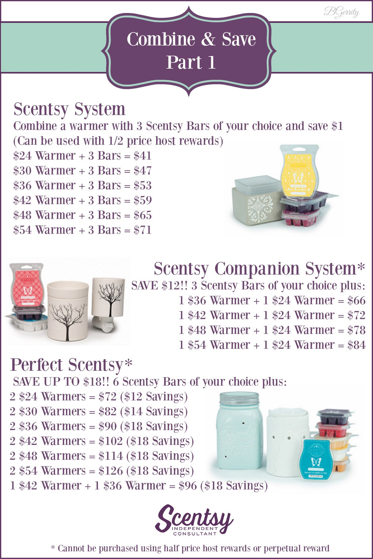 Scentsy Combine Save Part 1 Canadian Flyer Created By Brittany