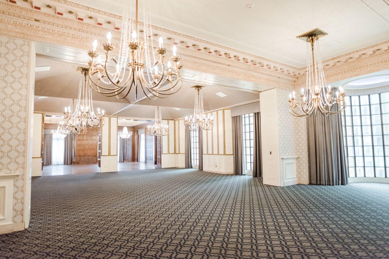 Athletic Club of Columbus Wedding Venue Historic wedding