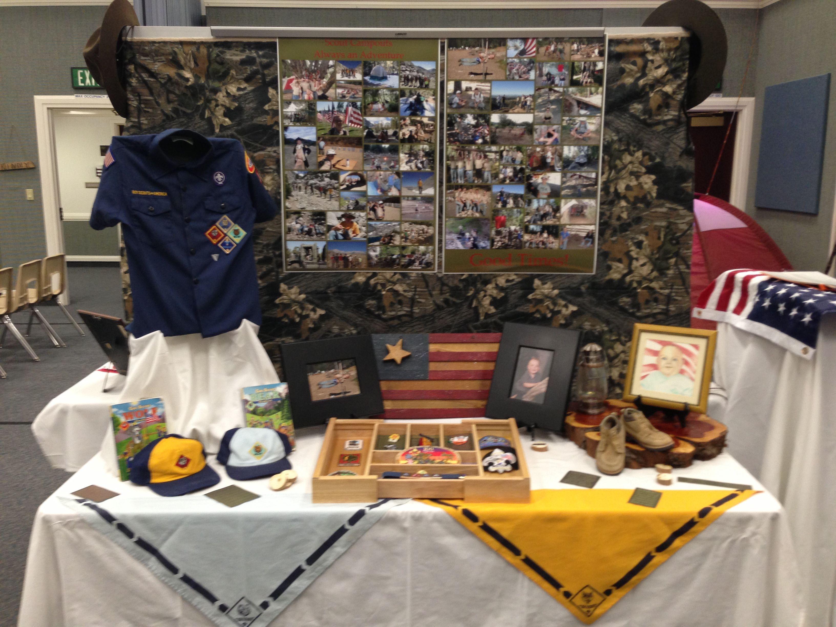 Eagle Honor Ceremony Ideas Scout Court