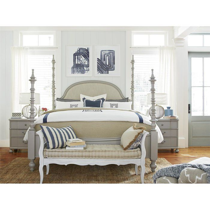 Dogwood Four Poster Configurable Bedroom Set in 2018 Furniture