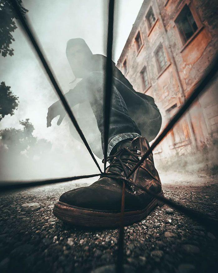 Le photographe utilise des astuces créatives pour prendre des photos étonnantes (12 photos)   – Photo's I Like