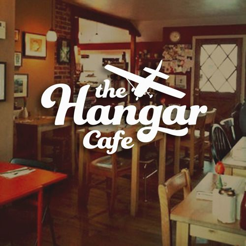 Hangar Cafe In Georgetown, Seattle Wa, Restaurant Rebrand