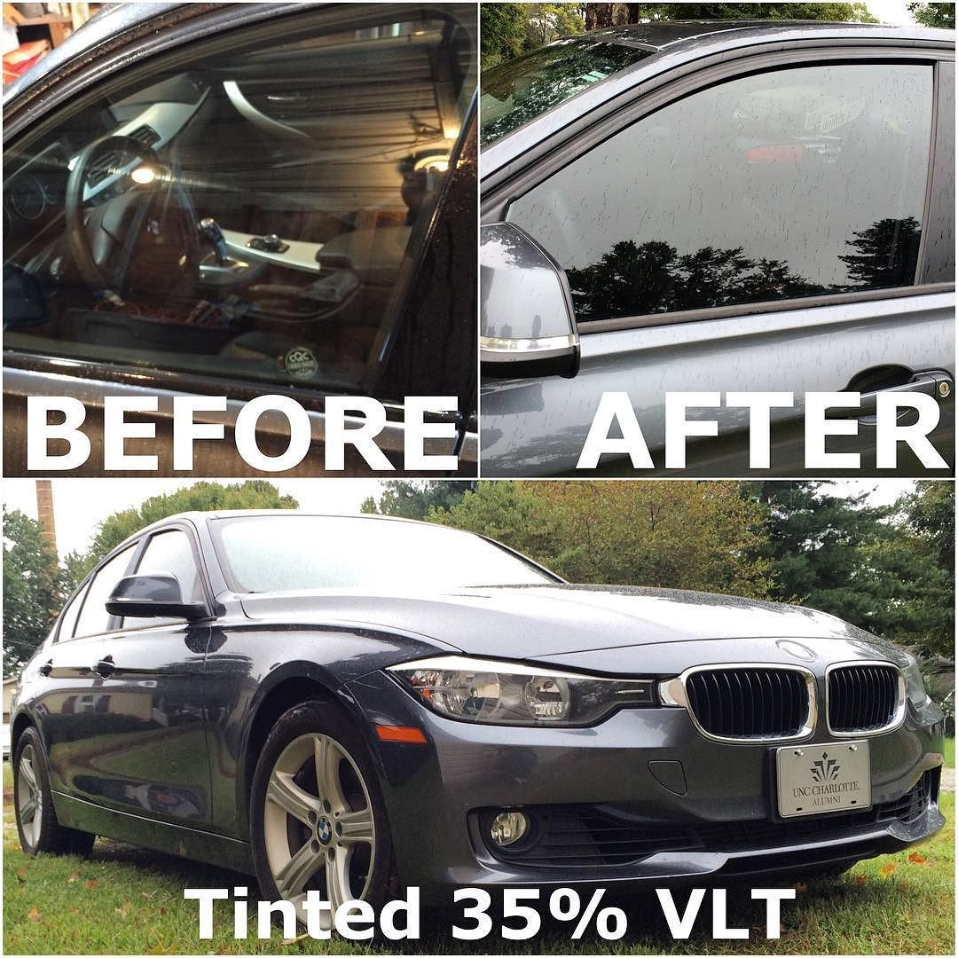 Bmw 328i Tinted 35 Carsystemz Tintturf Whip Whips Roxboro