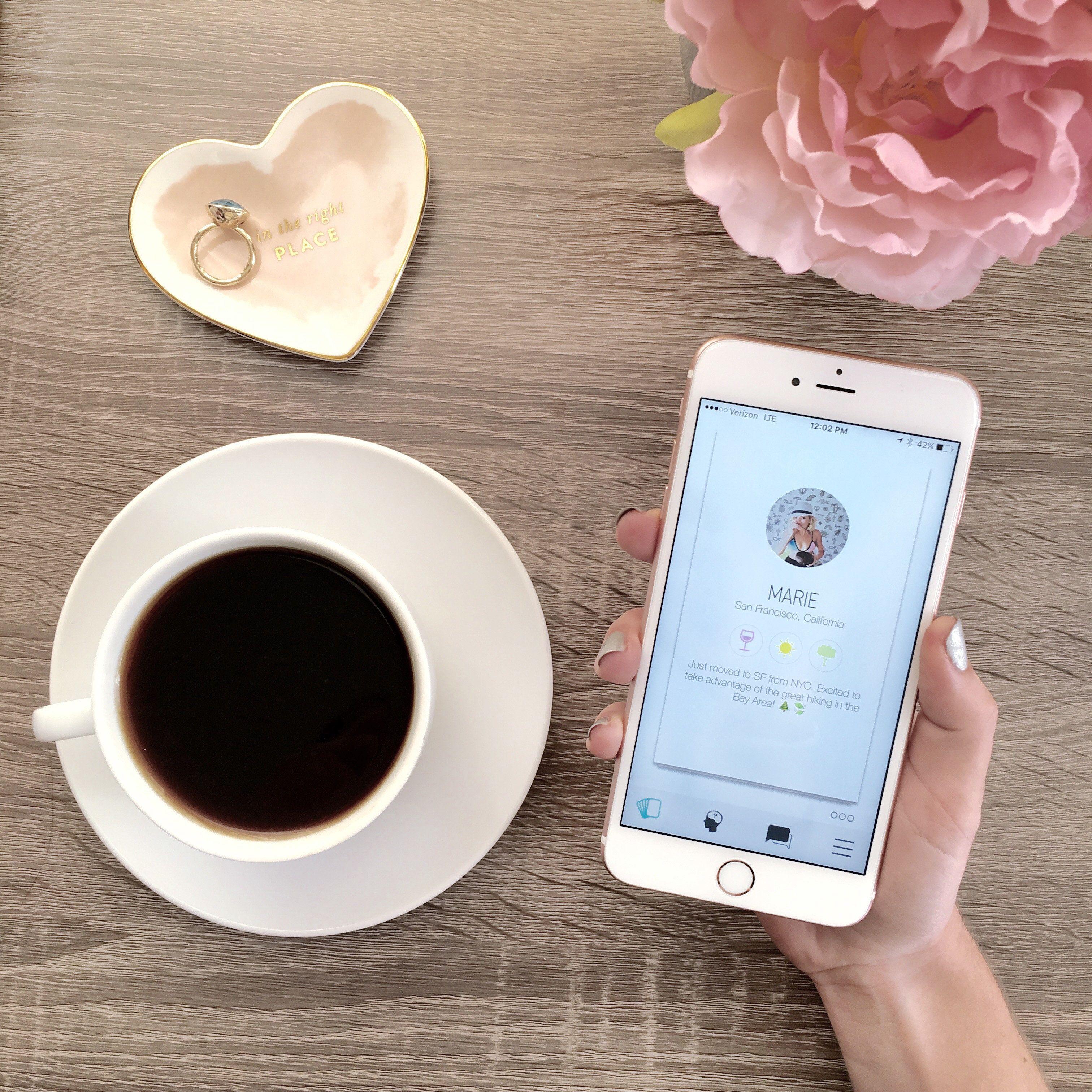 Behold, A TinderLike App For Female Friendships Female