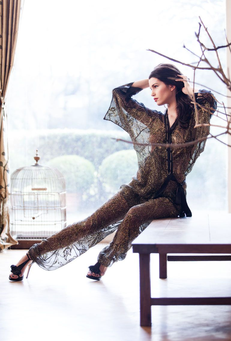 Exklusive Dessous und Bademoden|Pyjama |CAZAR
