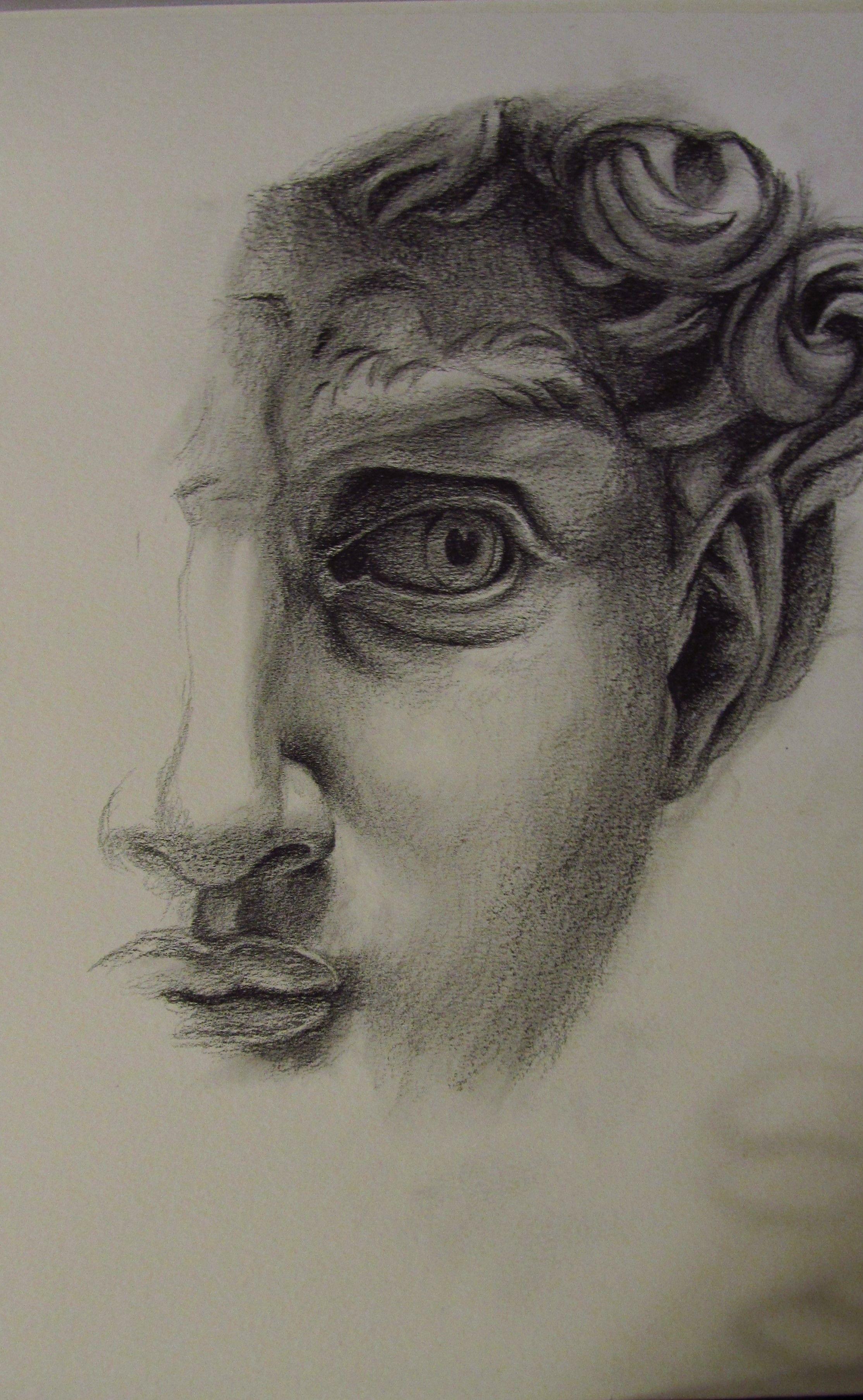 Pin Alina Iftime Drawings And Paintings In 2019 Art Sketchbook Michelangelo