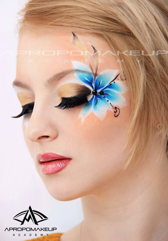 Eye design, Make up
