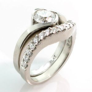 Gorgeous Custom Wedding Rings By Simon Vancouver Bc Everything