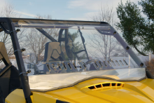 Can Am Commander Aero Vent Hard Windshield Www Utvcabenclosures Com Windshield Can Am Commander Can Am