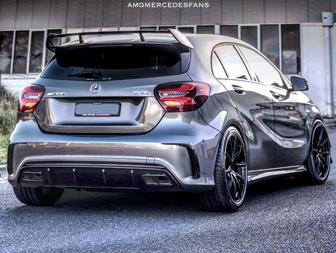 Amgmercedesfans a45 amg owner joshtrippingwords for Mercedes benz a45 amg