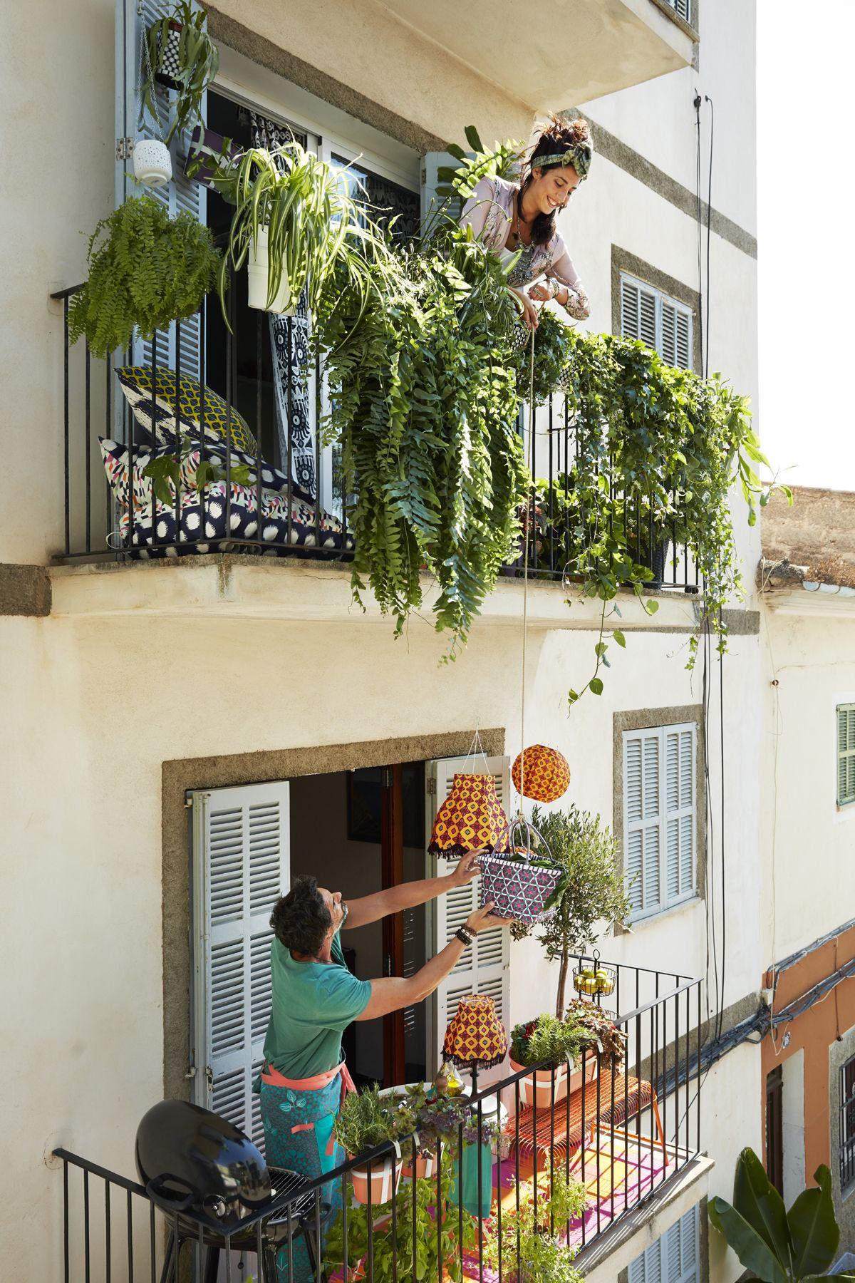 Arredare Il Balcone Ikea l'estate di ikea: accessori e arredi per vivere all'aperto