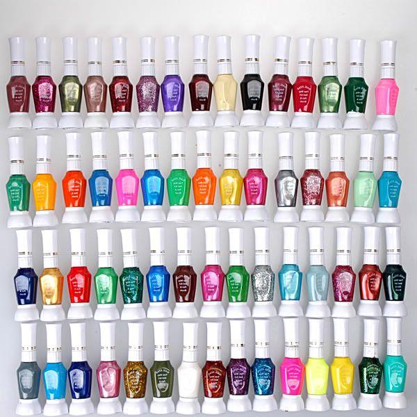 So many choices:) | Nails | Pinterest | Nail pen, Nail art pen and ...