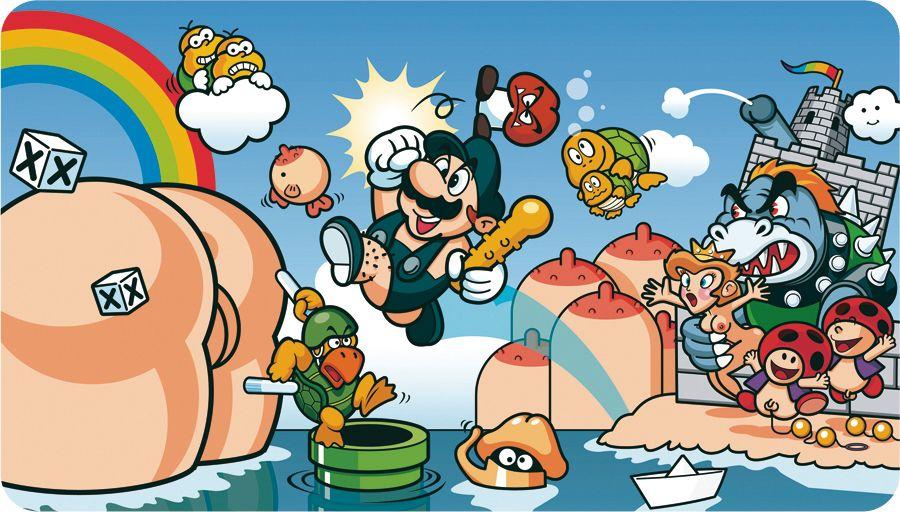 Porn Super Mario