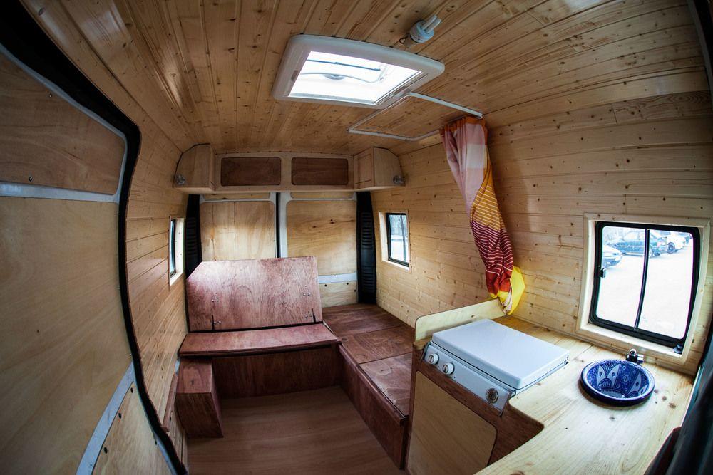 Interiores camper furgonetas buscar con google campera - Interiores de caravanas ...
