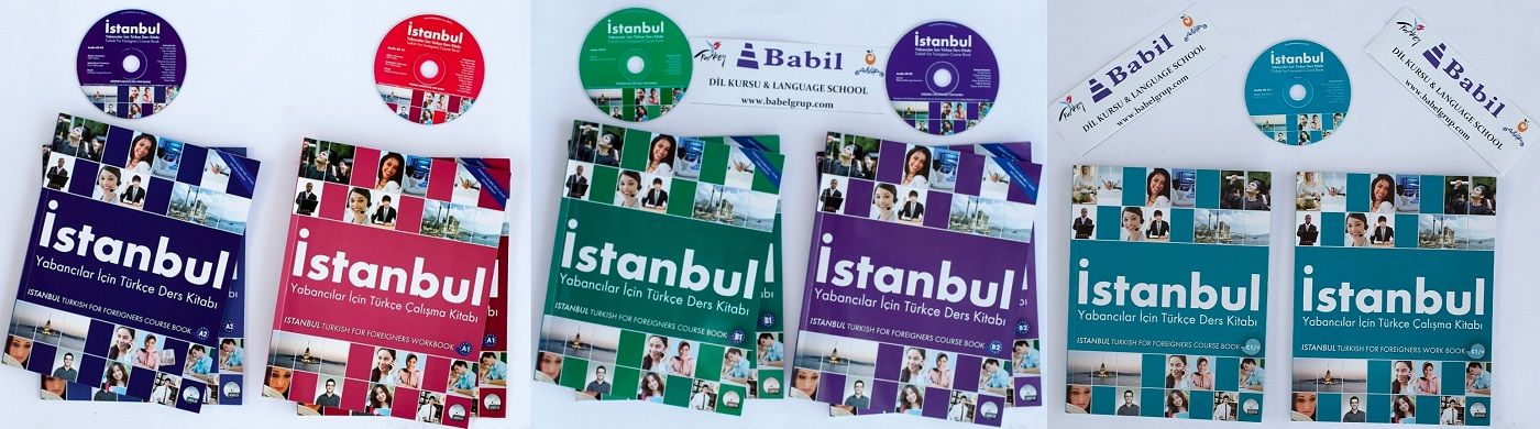 Istanbul Set A1 A2 B1 B2 C1 And C1 Levels To Learn Turkish