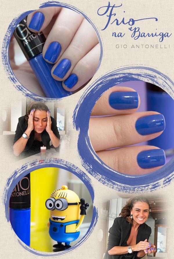 471a67786 O esmalte de Giovanna Antonelli em