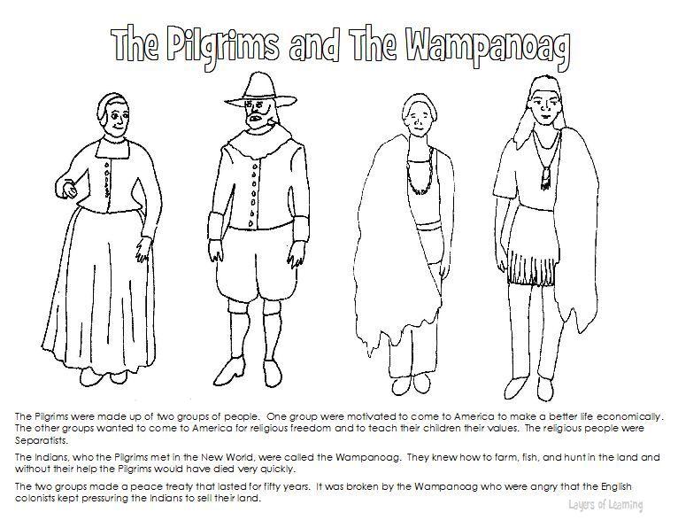 Thanksgiving Wampanoag Homeschool Holidays Thanksgiving Learning Activities