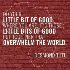 #DesmondTutu