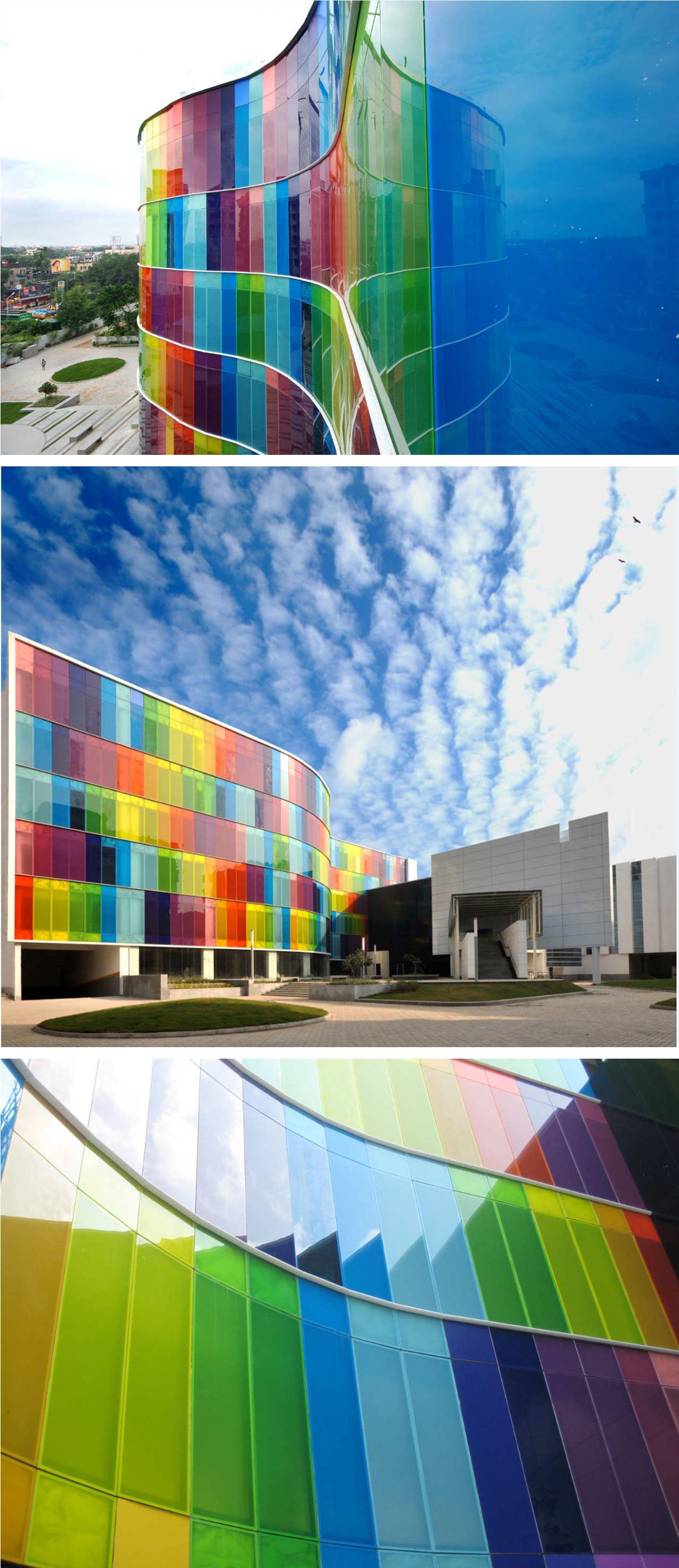 15+ Commercial Building Elevation Design | Pinterest | Building ...