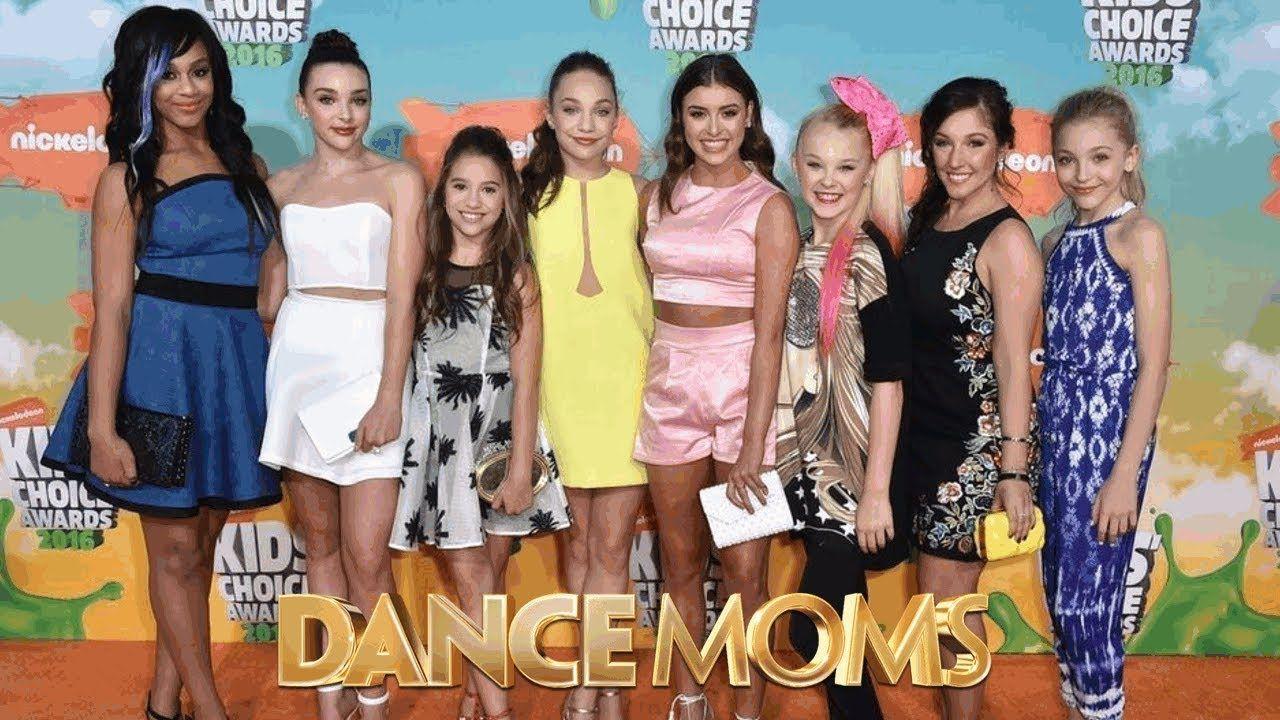 Dance Moms Full Cast Crew Dance Moms Stars Then And Now Dance Moms Dancers Dance Moms Girls Dance Moms Cast
