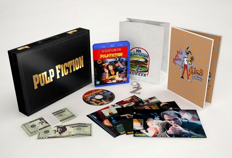Win the Pulp Fiction 20th Anniversary Box Set