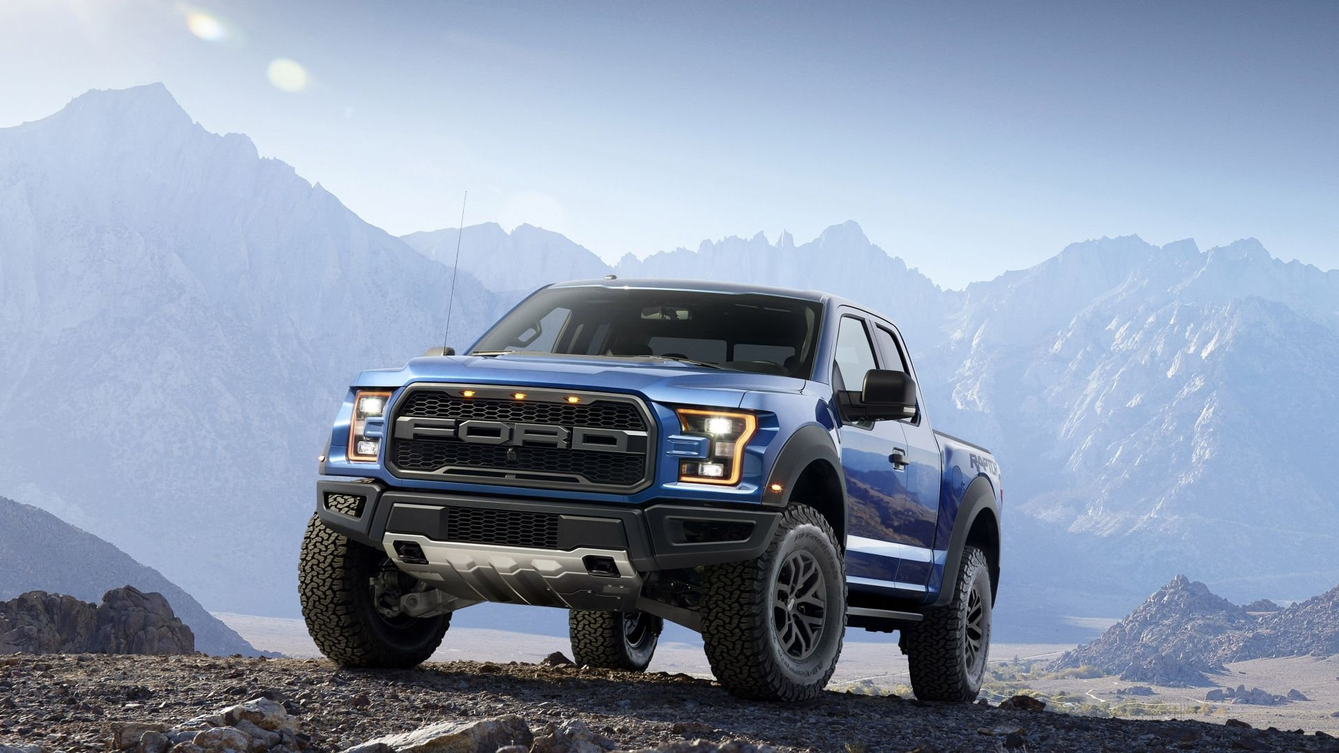 Ford Raptor 2017 Hd Wallpaper For Desktop Ford Raptor Ford