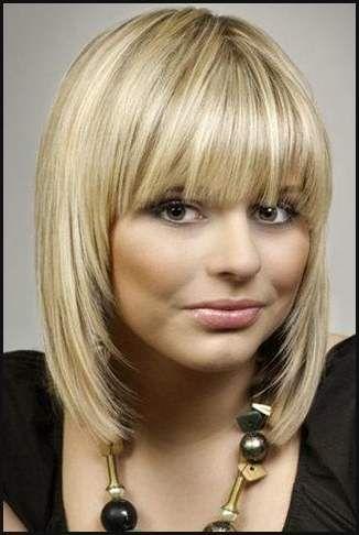 Frisuren Online Frisuren Pinterest Frisur Rundes Gesicht