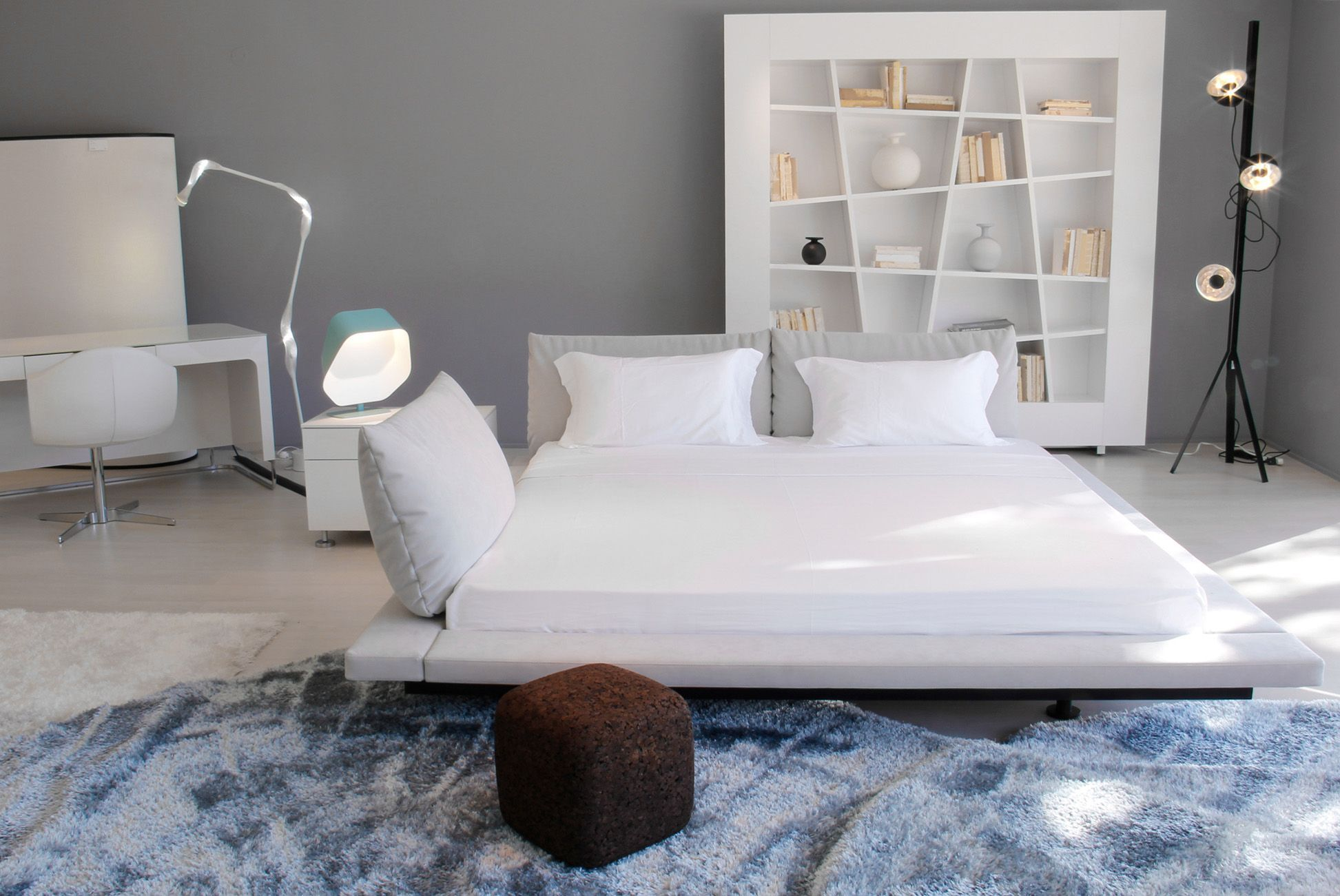 Peter Maly 2 By Ligne Roset Modern Bedroom Bed Design Bed Bedroom Inspirations