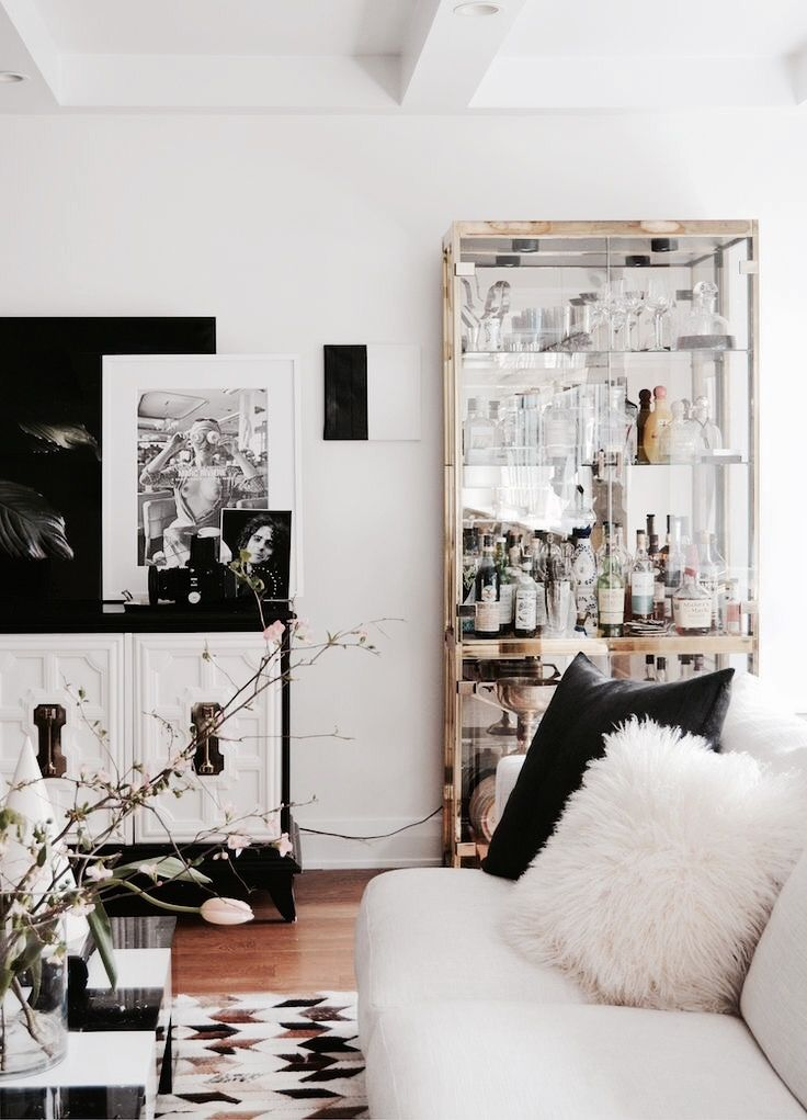 Black And White Living Room Part 67