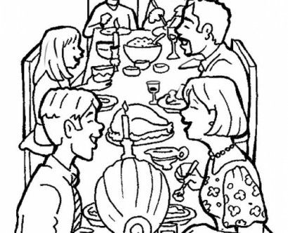 Family Coloring Pages 15free At