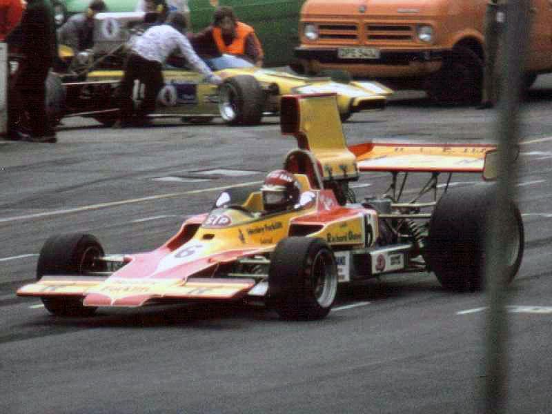 Ian Ashley Lola T330 [HU17] Chevrolet V8 Henley
