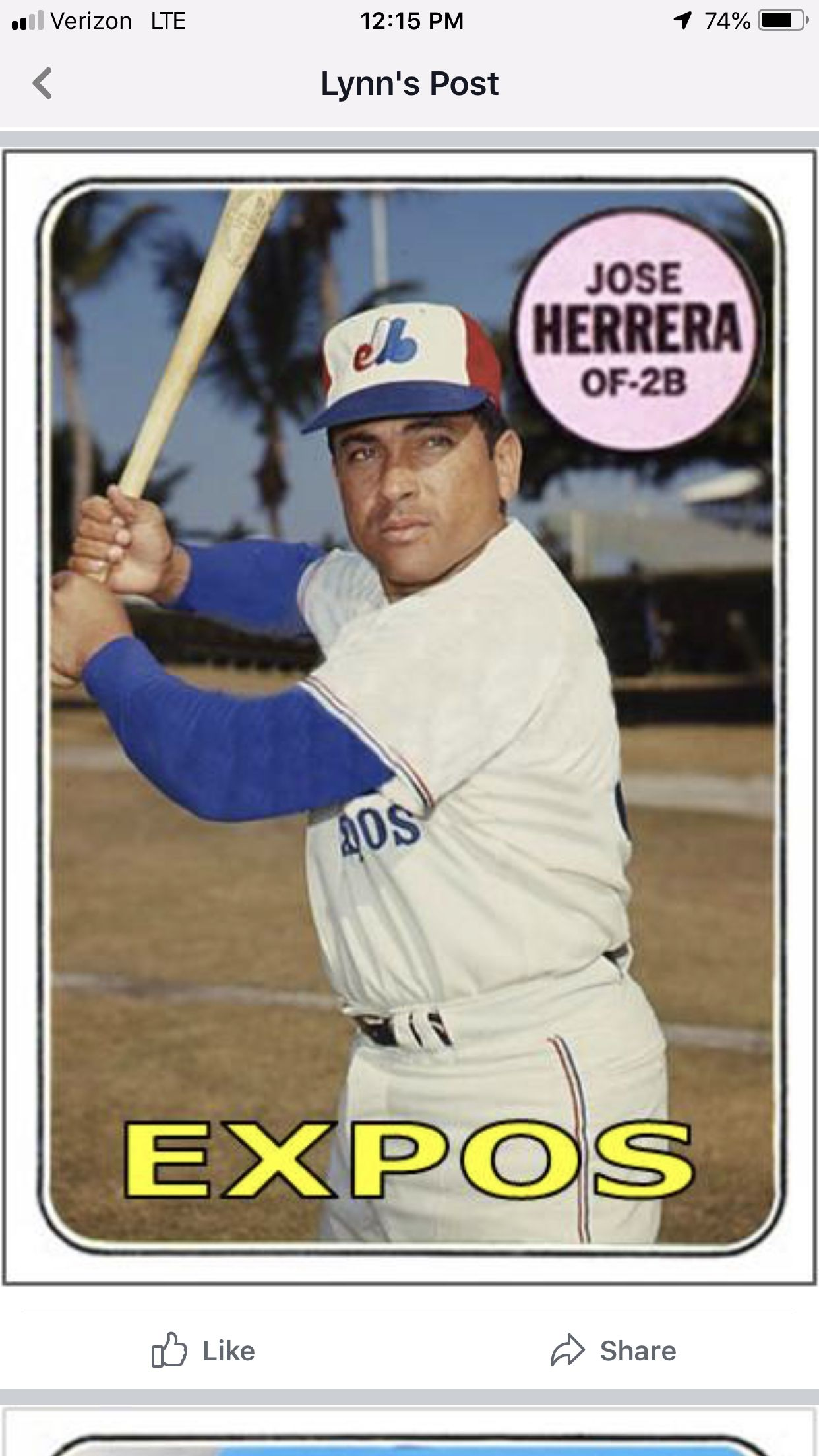 Pin by bob steele on montreal expos baseball cards