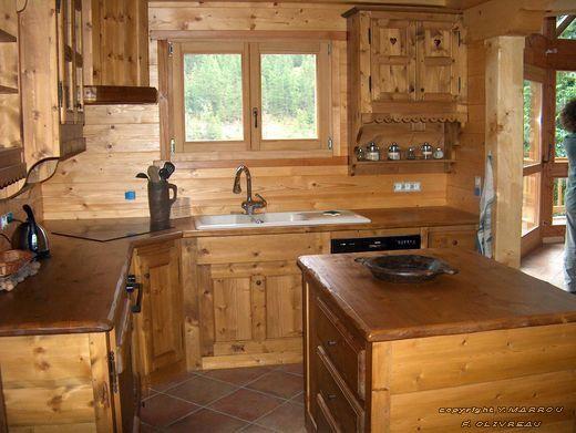 Rustikale Küchenmöbel ~ Küche rustikal » heinrich wohnraumveredelung rustikale küchen