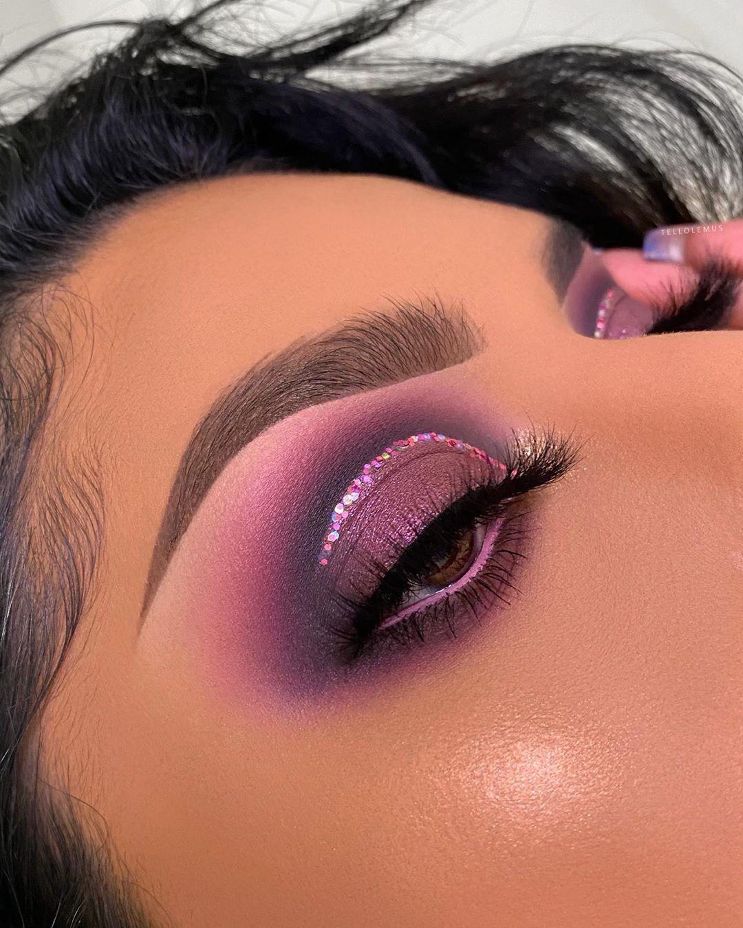 "Certified Makeup Artist on Instagram ""🌸PINK SPRING"