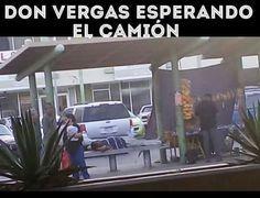 A veces usa el transporte público. | 22 Imágenes que prueban que Don Vergas anda por todo México