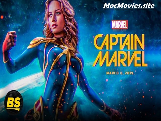 Captain Marvel 2019 Download Movies For Free Online 720p 480p Hdrip