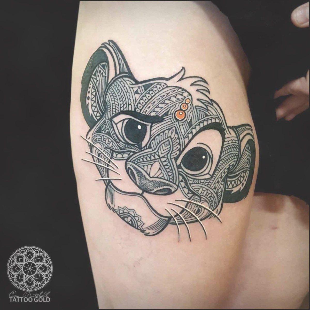 Black king tattoo ideas hip tattoos rose tattoo thigh danielhuscroftcom womenus badass