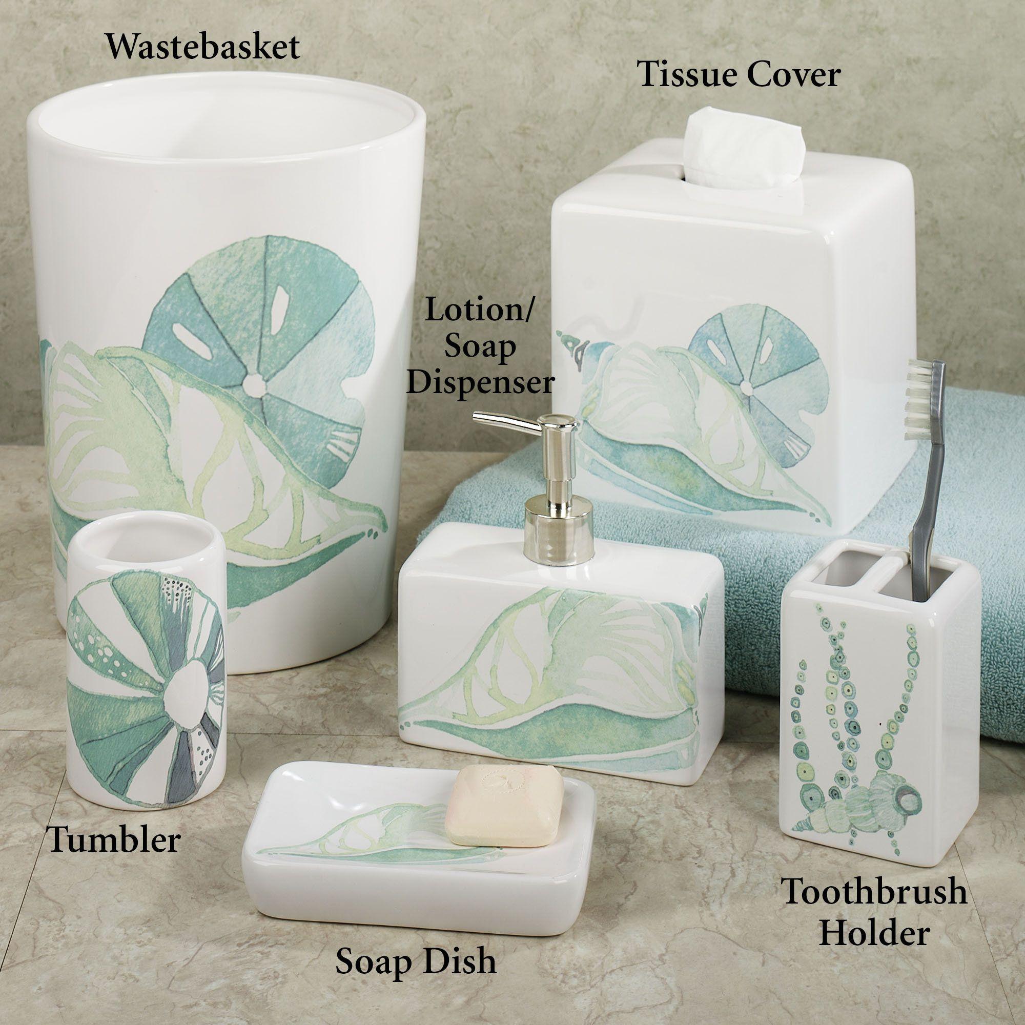 La Mer Ceramic Coastal Bath Accessories Nautical Bathrooms Bathroom Accessories Uk Nautical Bathroom Decor