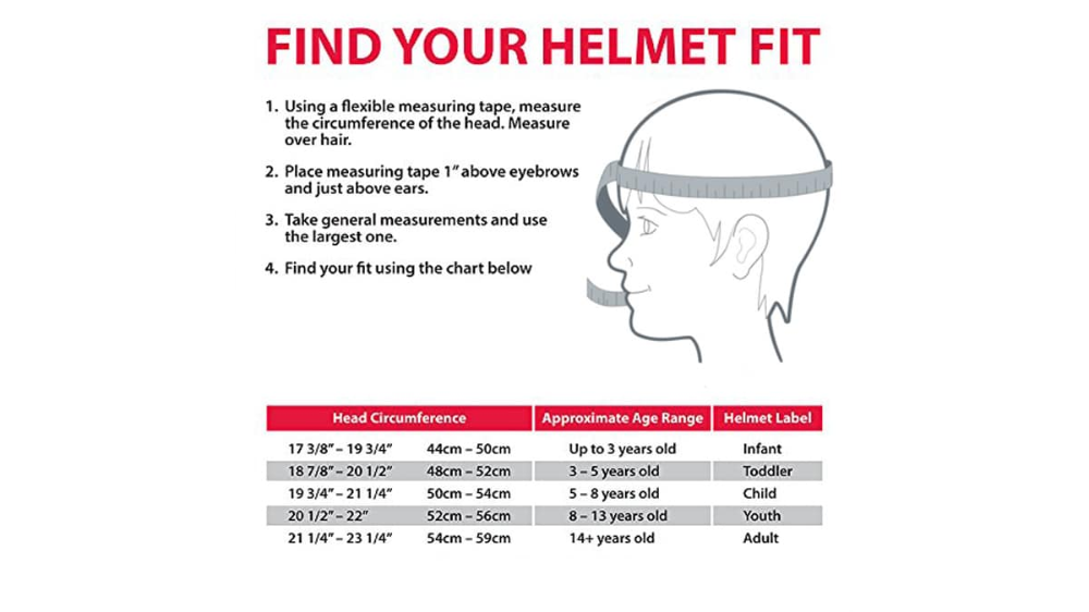 How To Size Toddlers Bike Helmets Toddler Bike Bike Helmet