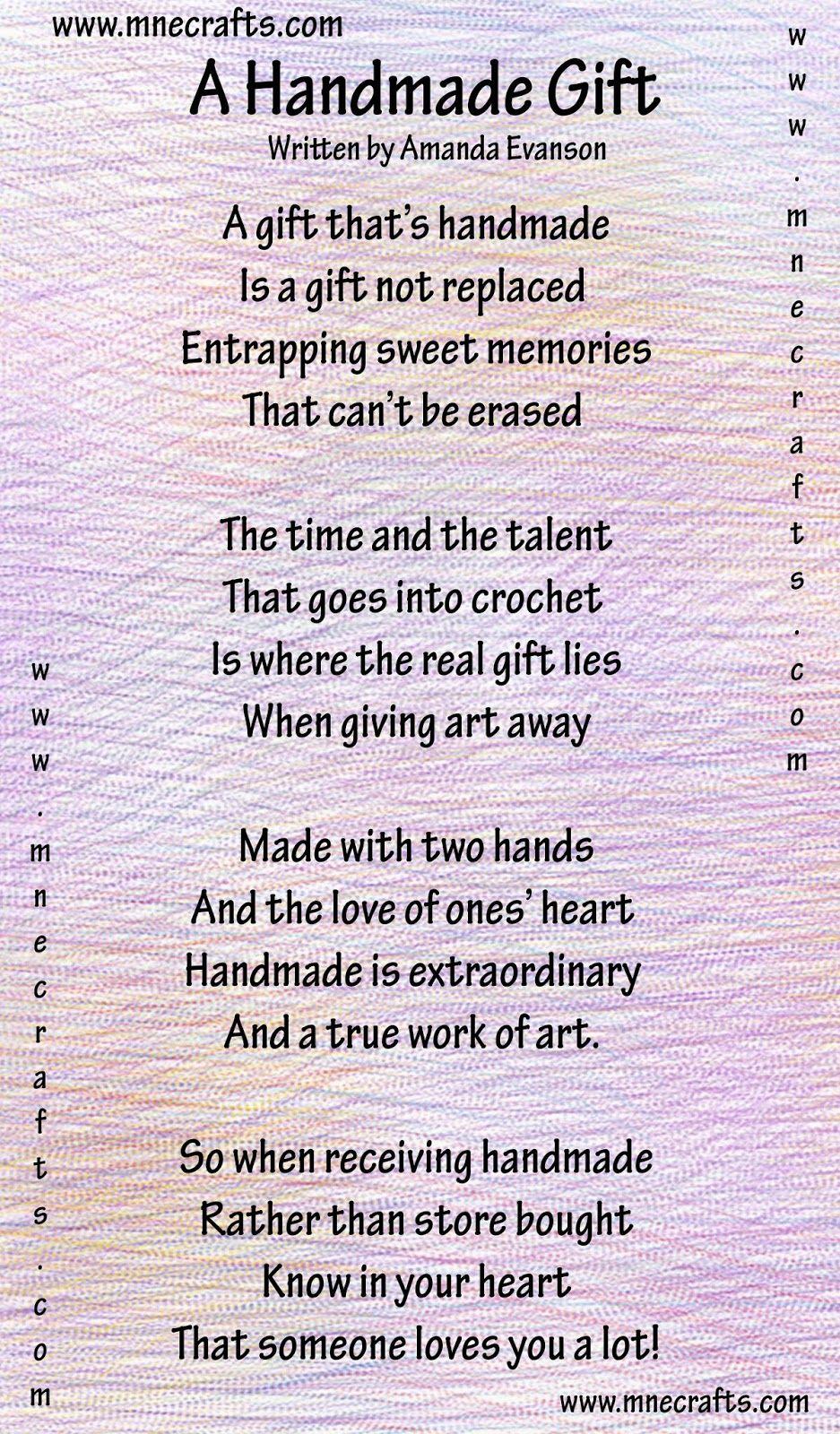 Poem Patterns Custom Inspiration Ideas